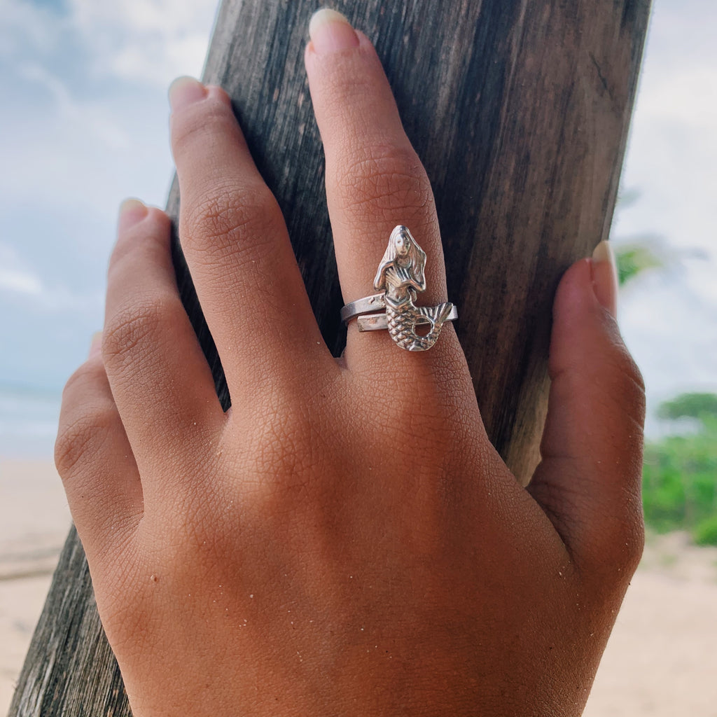 Mermaid Ring Small-Jenstones Jewelry
