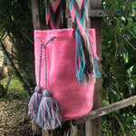Load image into Gallery viewer, Mochila Pretty in Pink Large-Jenstones Jewelry