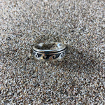 Load image into Gallery viewer, Rolling Wave Spinning Ring-Jenstones Jewelry
