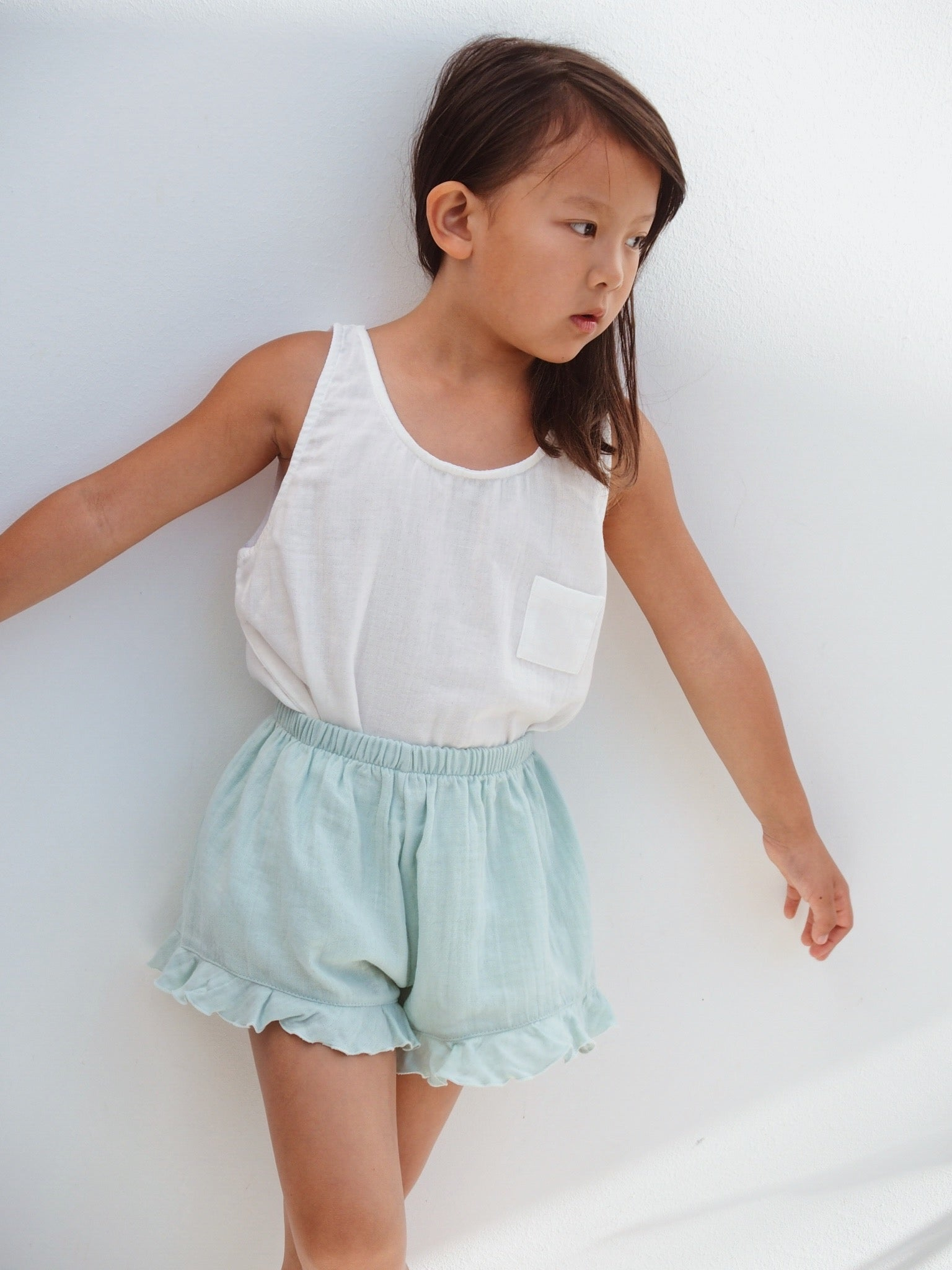 Liilu Tank Top + Sara Shorts