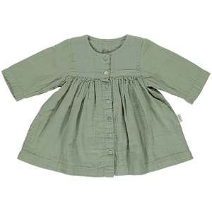 Poudre Organic Dress Aubépine, oil green