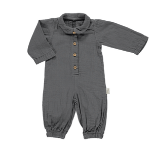 Poudre Organic Overalls Berbéris, irongate