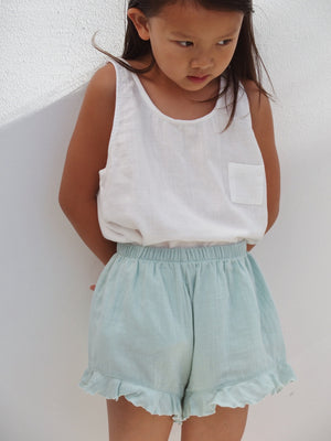 Liilu Shorts Sara + Tank Top