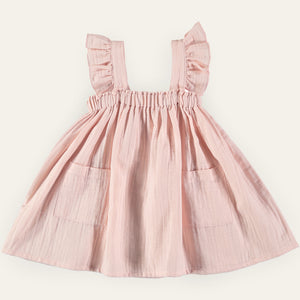 Liilu Dress Cara, pale pink