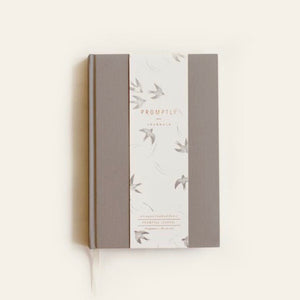 Childhood History Journal, grey