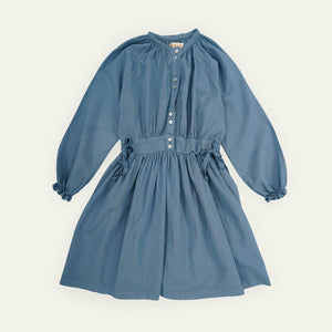 Omibia Dress Ganesh, Storm Blue