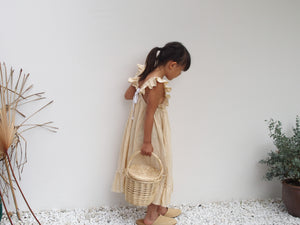 Liilu Pinafore Dress