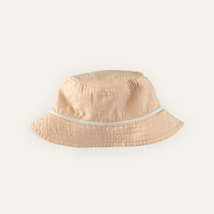 Liilu Bucket Hat - Nude