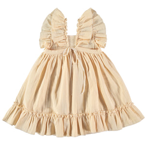 Liilu Dress Pinafore, back