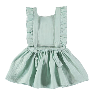 Liilu Skirt Pinafore, back