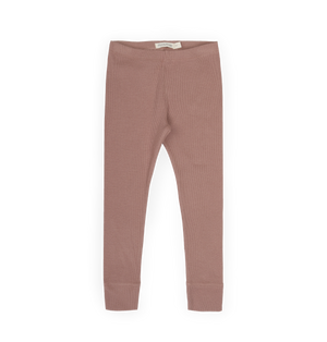 Phil & Phae Rib Leggings, Powder