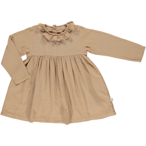 Poudre Organic Dress Campanule, tan