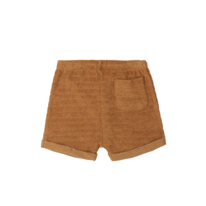 Phil & Phae Frotté Shorts, back