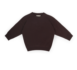 Phil & Phae Oversized Sweater Cocoa Nib