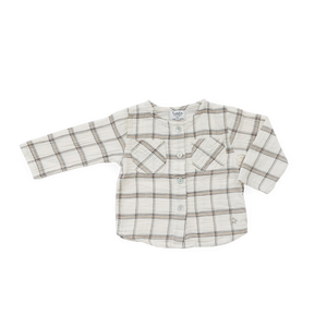 Tocoto Vintage Checkered Shirt