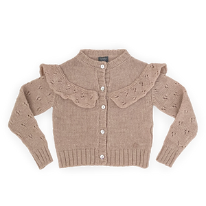 Tocoto Vintage Knitted Cardigan