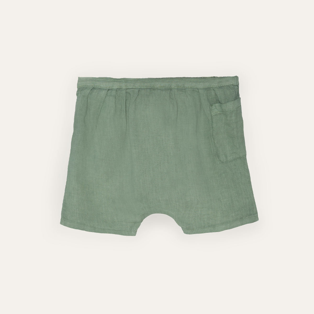 Yellow Pelota Marcos Shorts