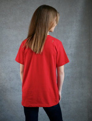 Hope - Ethical Organic Cotton Girl's T-Shirt