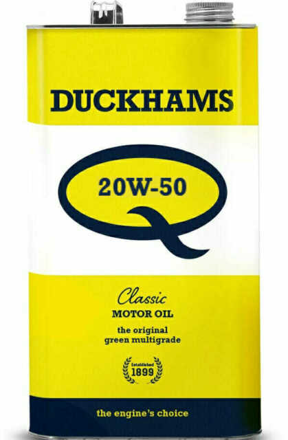 Duckhams Classic Q 20w-50 Engine Oil