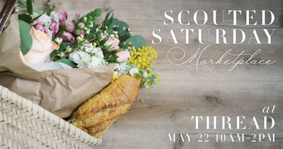 Scouted Saturday Marketplace at THREAD