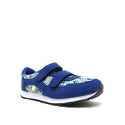 PINGER ROYAL BLUE VELCO SNEAKERS
