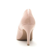 SHAYLA NUDE POINT TOE PUMPS