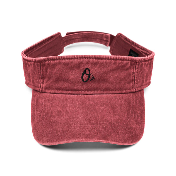 Red Wine-O's team visor