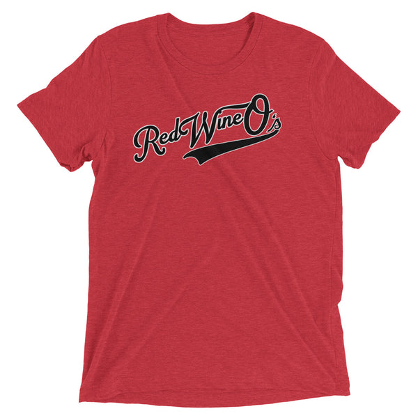 Red Wine-O's team unisex shirt