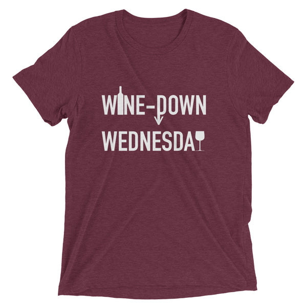 Wine-Down Wednesday Shirt