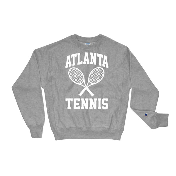 Atlanta Tennis unisex Champion crewneck sweatshirt