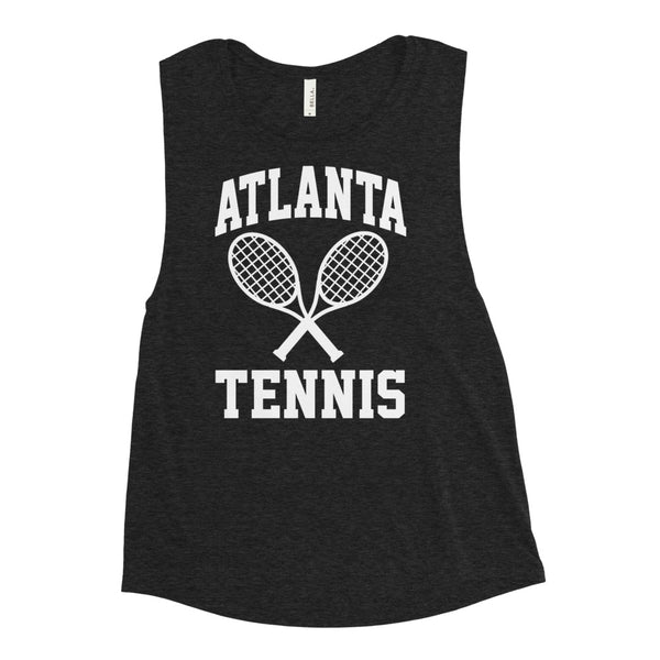 Atlanta Tennis Ladies' muscle tank