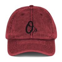 Red Wine-O's team hat