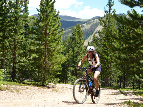 Colorado trail bike