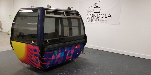 #16 ski resort gondola