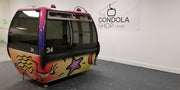 #34 ski resort gondola