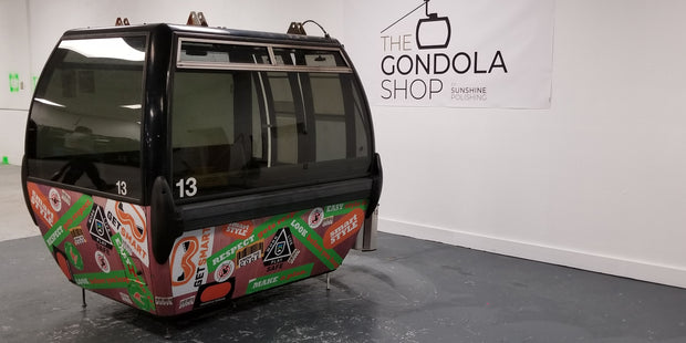 #13 ski resort gondola