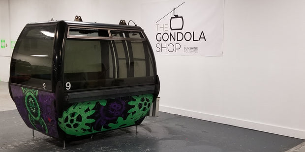 #9 ski resort gondola