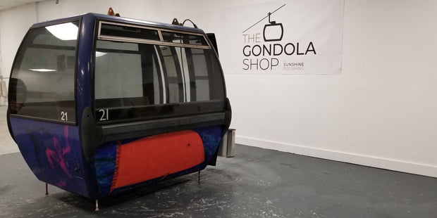 #21 ski resort gondola