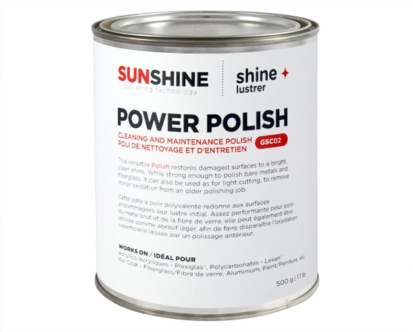POWER POLISH