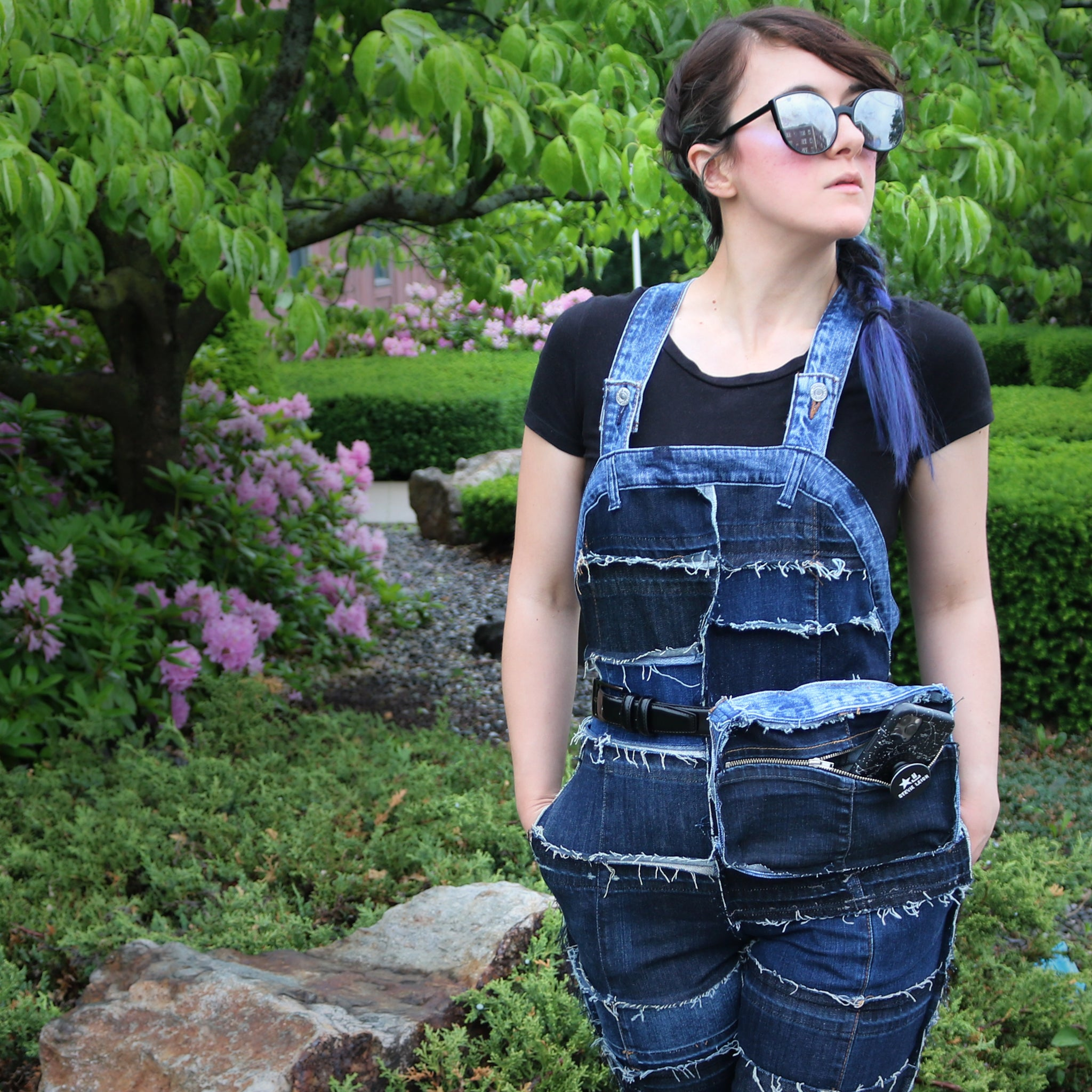 FRESHLY REMIXED: New upcycled denim designs just added to our site!