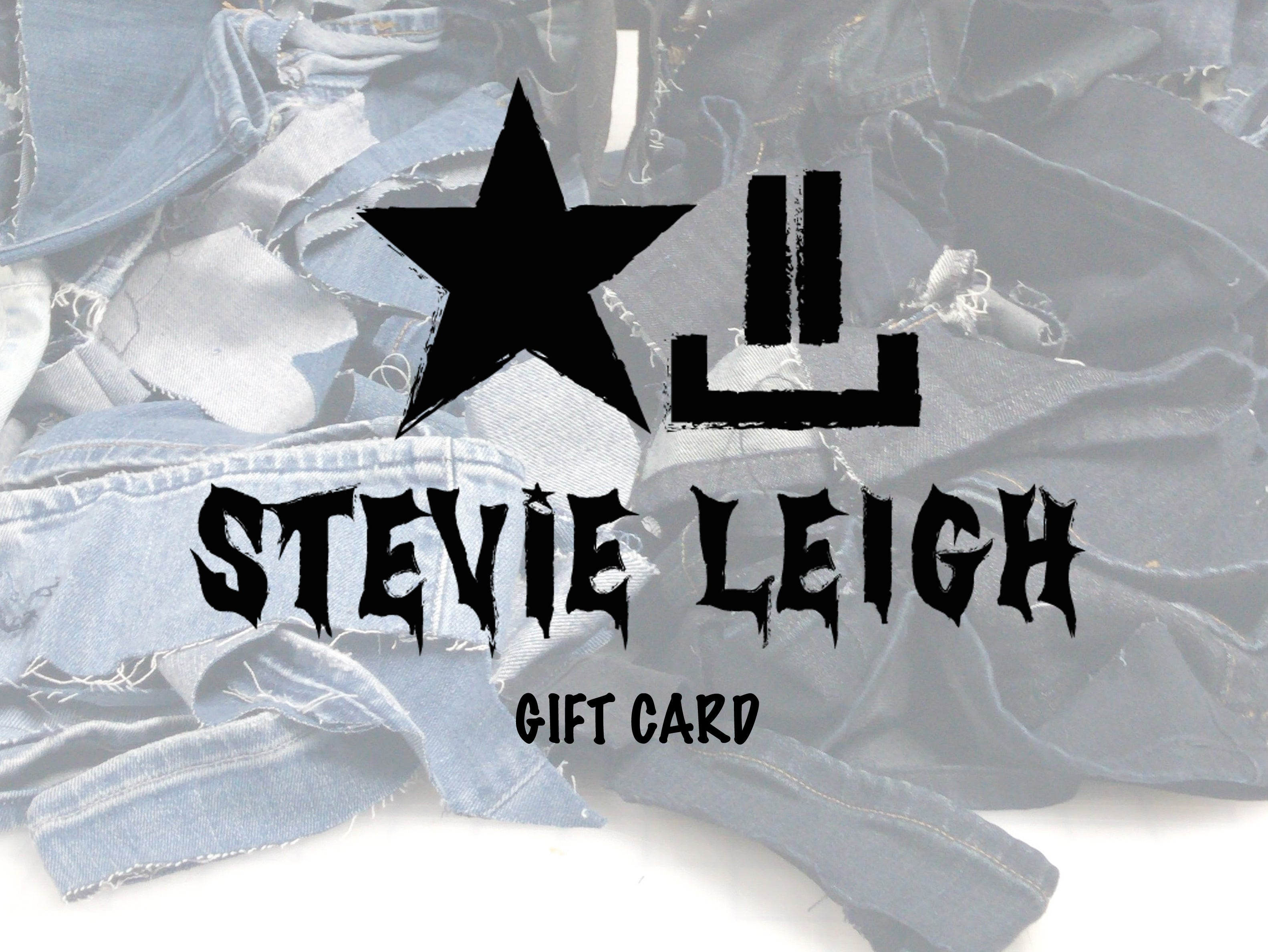 #REMIXbyStevieLeigh Gift Card