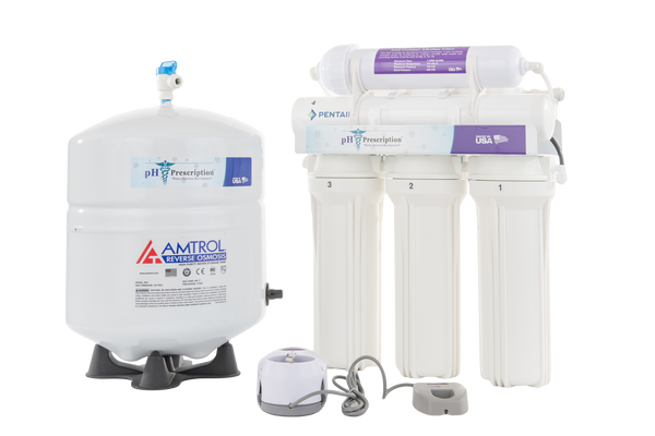Alkaline Hydrogen Water Filter Under Sink - pHRO1100