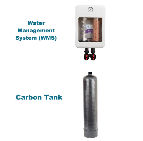 Whole Home Water Filter System Combo - WMS900