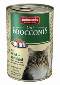 Brocconis Cat Wild-Gefl 400g D