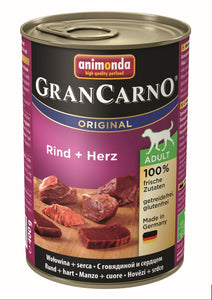 Carno Adult Rind-Herz    400gD