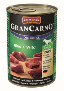Carno Adult Rind-Wild    400gD