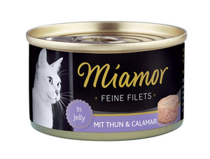 Miamor Filet Thun-Calam. 100gD