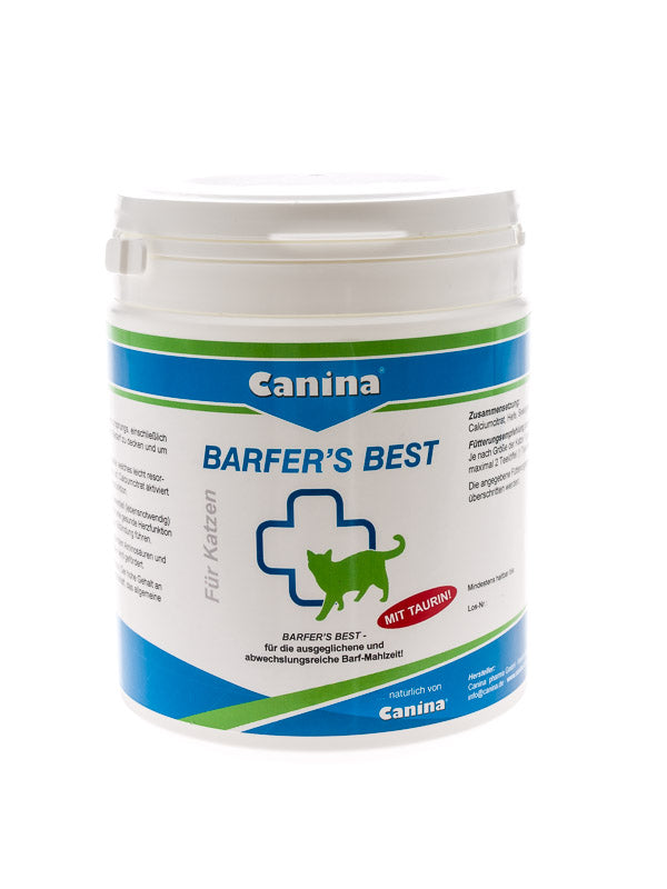 Barfer´s Best for Cats 500g