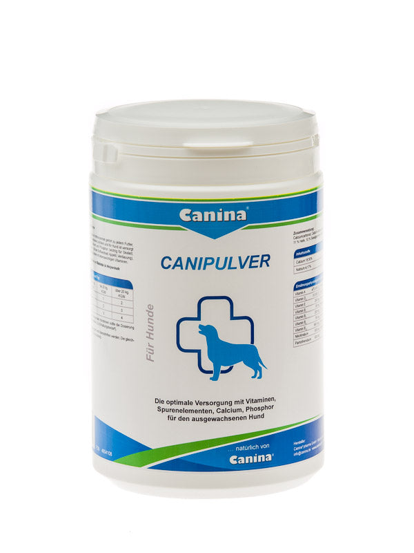 Canipulver 1000g