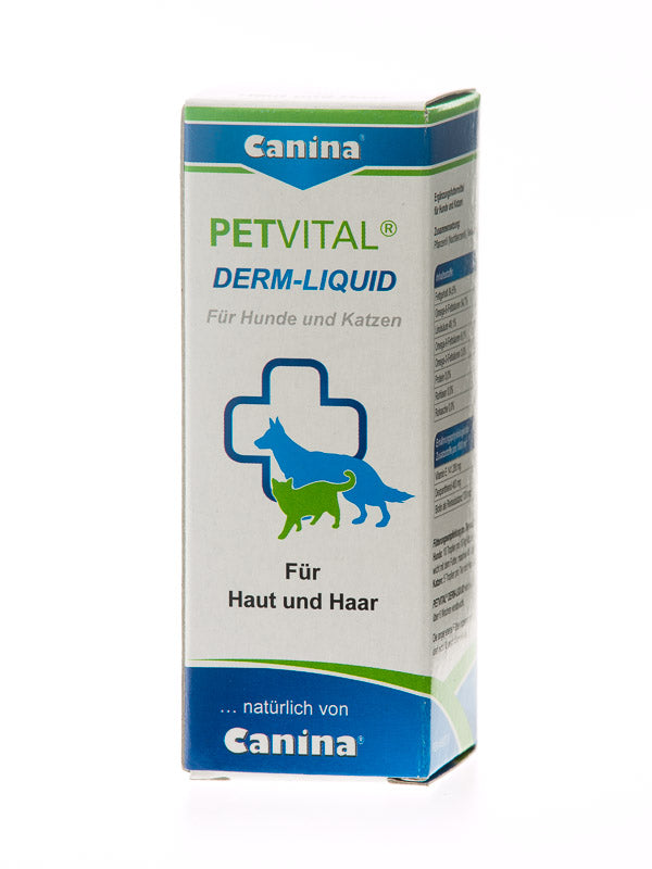 PETVITAL Derm Liquid 25ml